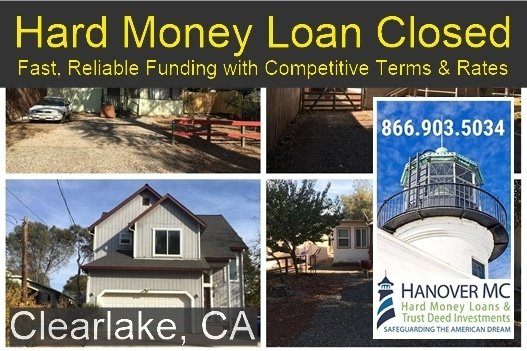Clearlake County Residential Investment