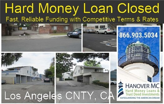 Los Angeles County Affordable Housing Investment